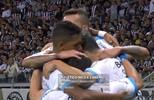 """André Rizek elogia jogada em gol do Grêmio: """"Colocou na roda"""" (Tomás Hammes/GloboEsporte.com)"""