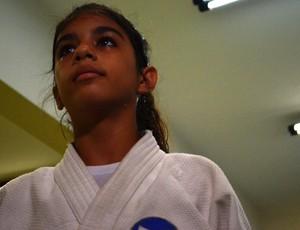 Fernanda quer mais um ouro pra coleção (Foto: Felipe Martins/GLOBOESPORTE.COM)