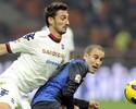 Inter de Milão empata em casa e perde chance de encostar no Juve