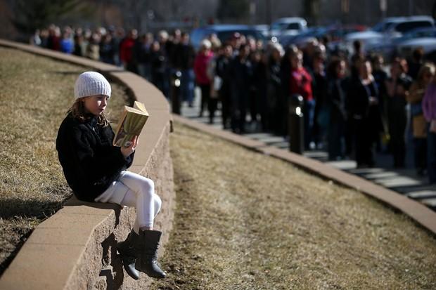 A leitura ensina a lidar com sentimentos (Foto: Justin Sullivan/Getty Images)