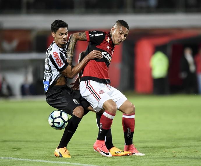 Flamengo x Santos (Foto: André Durão)