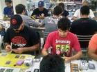 'Pokémon Day' realiza campeonatos de videogame e jogos de cartas no AP