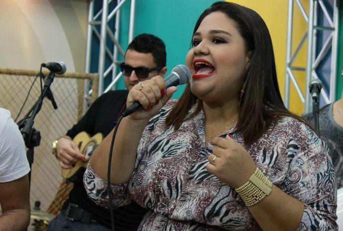 Ketlen Nascimento nasceu no interior do Amazonas (Foto: Katiúscia Monteiro/ Rede Amazônica)