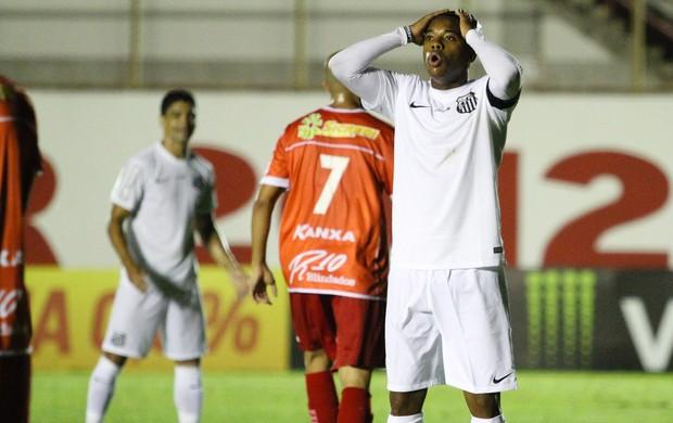 Robinho Santos x Mogi (Foto: Ricardo Saibun / Ag. Estado)