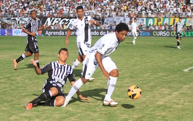 ASA x Ceará, em Arapiraca (Foto: Ailton Cruz/ Gazeta de Alagoas)