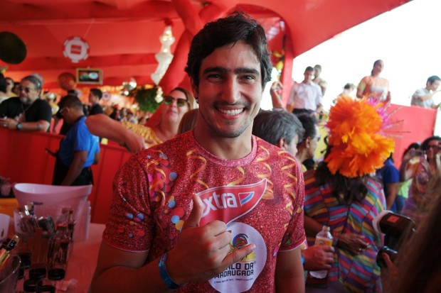 Renato Goes (Foto: Marcelo Loureiro e Iris Santos/AgNews)