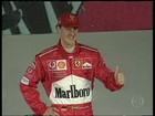Michael Schumacher sai do coma e deixa hospital onde estava internado