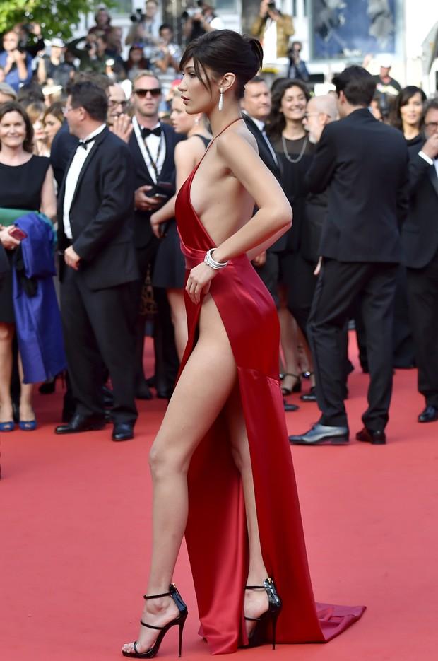 Bella Hadid (Foto: AFP)