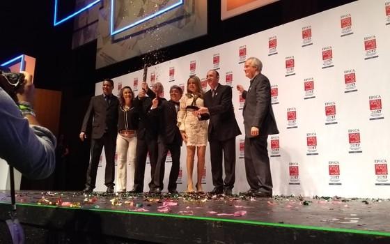 A Sama foi a vencedora na categoria Médias Nacionais na lista das melhores empresas para trabalhar de 2017, divulgada por ÉPOCA e pelo Great Place to Work (Foto: ÉPOCA)