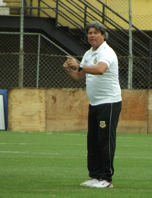 Edson Boaro São Bernardo FC (Foto: Vitor Alimari/Futpress)