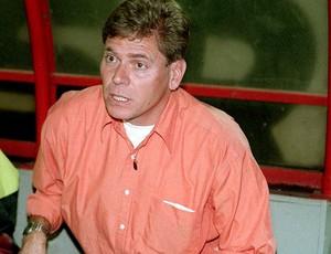 Treinador Paulo Autuori em 1997 (Foto: Agência Gazeta Press)