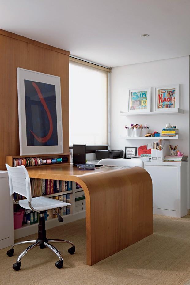 escritório-organização-home-office (Foto: Casa e Jardim)