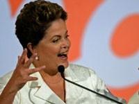 Dilma (Foto: Evaristo Sá/AFP)