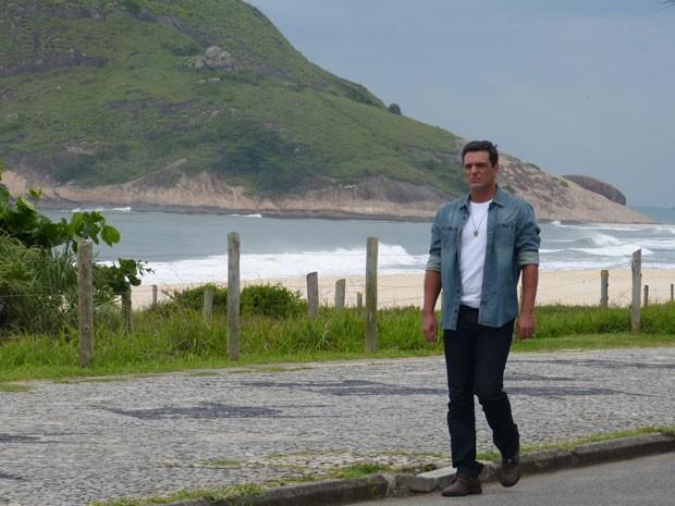 Théo (Foto: Salve Jorge/TV Globo)