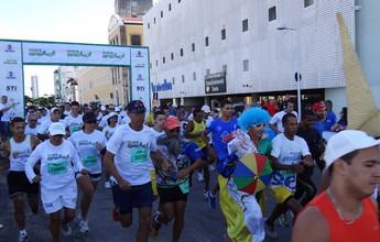 Céu azul, festa e solidariedade na Corrida Criança Esperança no Recife