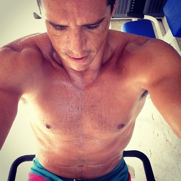 Marcio Garcia (Foto: Instagram/Reprodução)