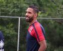 Sem Zé Roberto, Paraná treina com Demerson para enfrentar o Estanciano