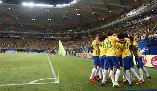 brasil (Foto: Reprodução CBF.com)