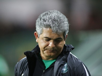 Técnico Ney Franco do Coritiba (Foto: Giuliano Gomes/PR PRESS)