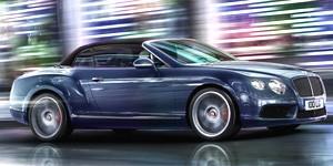 Bentley GTC V8 (Foto: Divulgação)