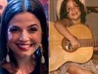 No ar em Malhação, Emanuelle Araújo garante: 'Nunca deixei a música de lado'