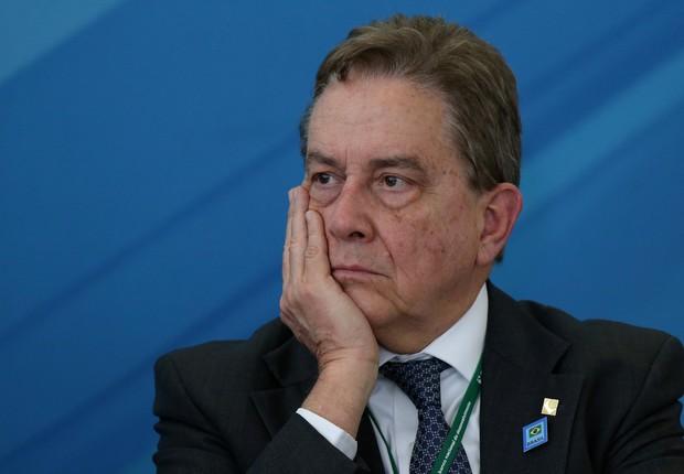 Paulo Rabello de Castro, presidente do BNDES (Foto: Adriano Machado/Reuters)