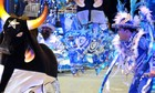 Caprichoso abre a terceira noite do festival  (Marina Souza/G1 AM)