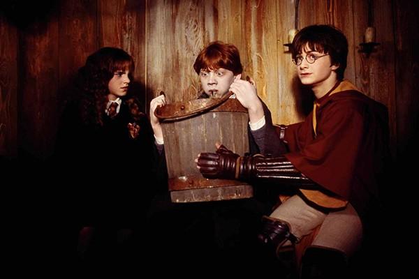 Harry Potter e Câmara Secreta (Foto: Divulgação)