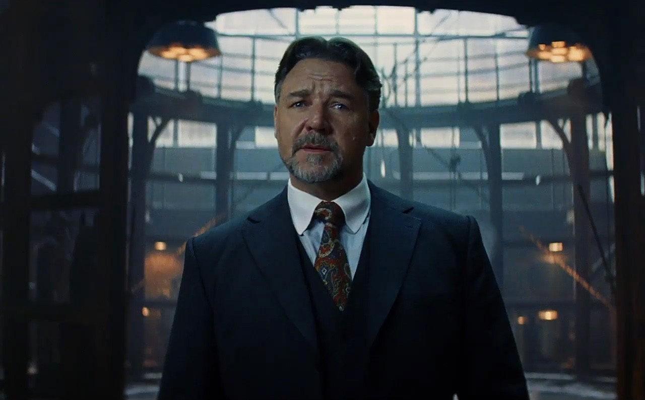 Russell Crowe como o Dr. Jekyll (Foto: Divulgao)