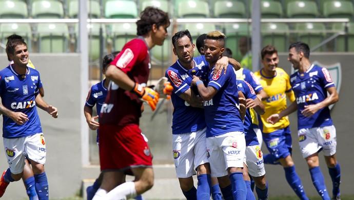 Rafael Silva; Cruzeiro (Foto: Washington Alves/Light Press)