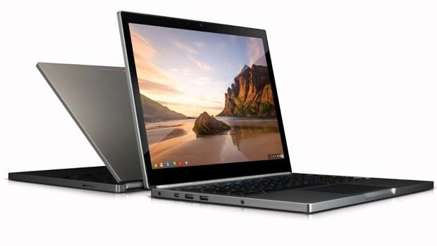 Chromebook Pixel tem tela sensível ao toque de 12,8 polegadas (Foto: Divulgação)