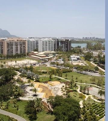 Condomínio Rio 2, na Barra