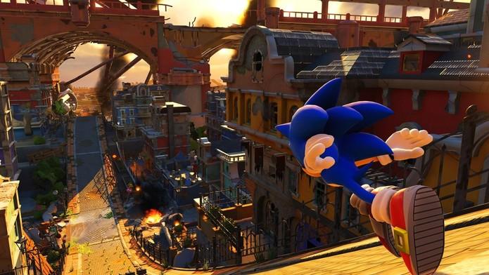 Sonic Forces (Foto: Divulgação/SEGA)