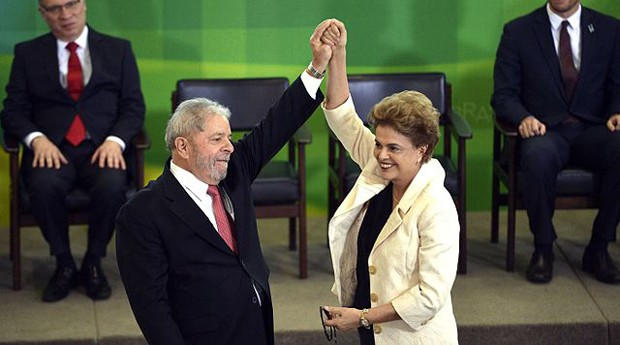 Lula e Dilma Rousseff (Foto: Wikimedia Commons)