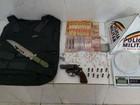 Homem é detido por tráfico de drogas em Juiz de Fora nesta quinta-feira