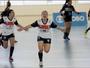 Paulistas decidem título com gaúchas do handebol dos Jogos Escolares
