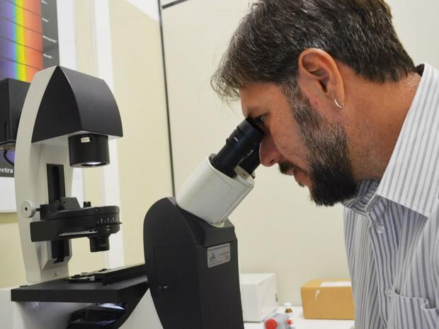 Estudo teve início em 2008 e próximas etapas visam identificar demais proteínas com a mesma habilidade da IcaA (Foto: Gabriela Castilho/ G1)