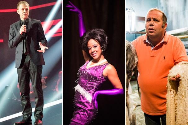 Por causa dos debates da Globo, não vão ao ar The Voice Brasil, Sexo e as Negas e Tapas & Beijos (Foto: Globo)