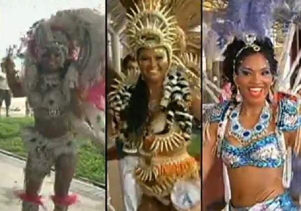 Candidatas da Musa do Carnaval (Foto: Divulgação)