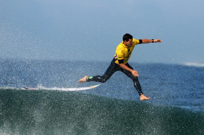 surfe Mineirinho Pro RIo (Foto: André Durão)
