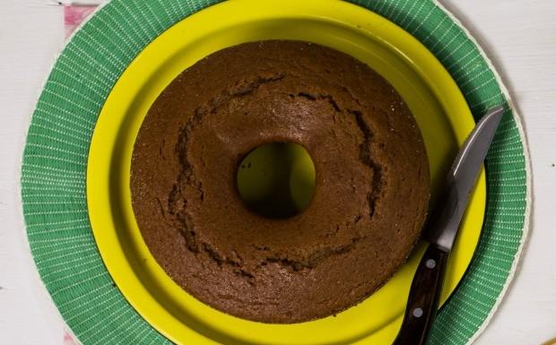 Cozinha Prtica Vero, bolo de iogurte com especiarias (Foto: Divulgao/Editora Panelinha)