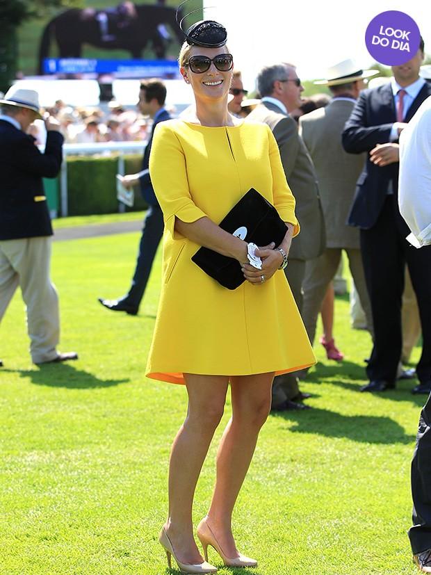 Look do dia - Zara Phillips (Foto: Getty Images)