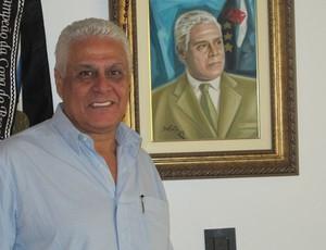 Roberto Dinamite Vasco (Foto: Diego Rodrigues)