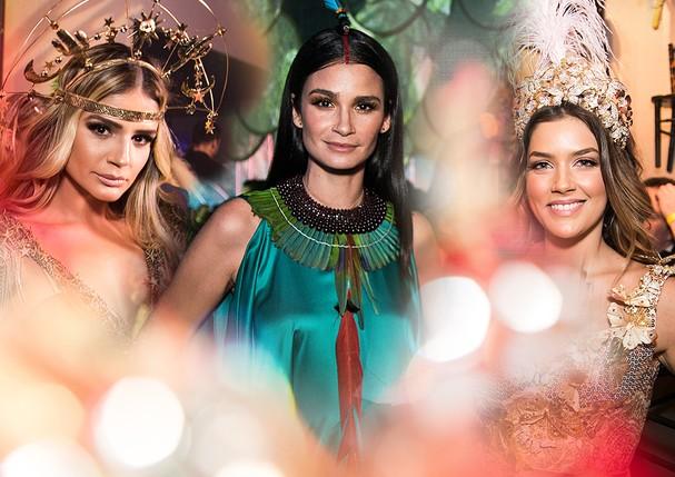 Baile da Vogue 2018: desvendando os looks das musas e rainhas (Foto: Lu Prezia, Arthur Vahia, Ale Virgilio e Ricardo Toscani)