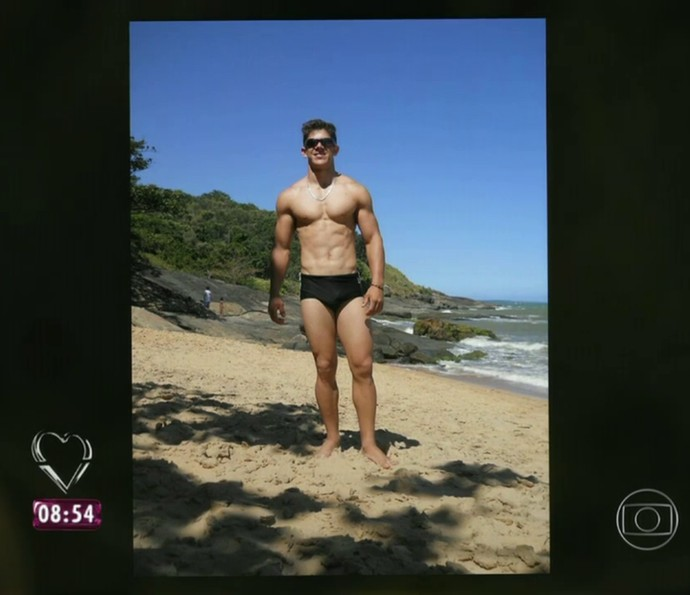 Padeiro magia animou o público no 'Amor & Sexo' (Foto: TV Globo)