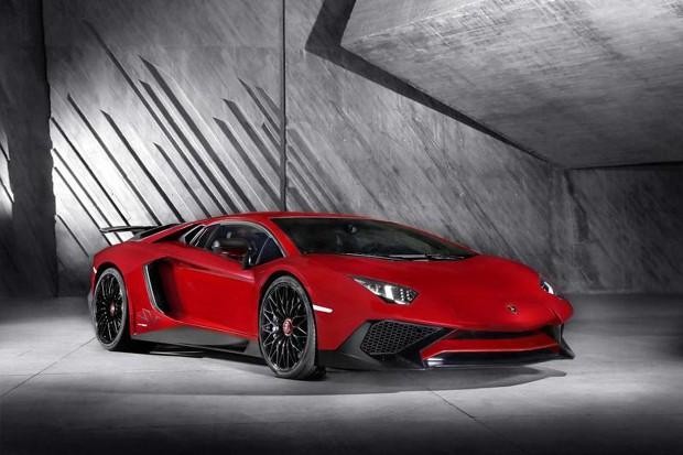 Modelo comemorativo da Lamborghini poderá ser produzido na plataforma do Aventador (Foto: Divulgação)