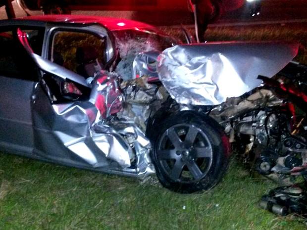 Motorista do carro que colidiu com a ambulância em Campinas estava bêbado (Foto: Arquivo pessoal)
