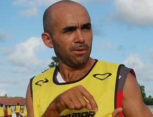 Maia, gerente de futebol do Auto Esporte (Foto: Cadu Vieira)