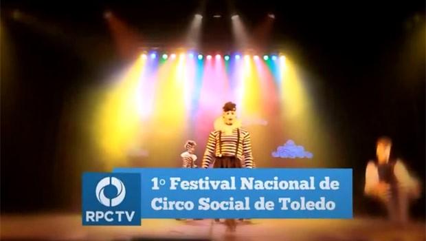 Festival tem caráter nacional, com diversos espetáculos nacionais (Foto: Reprodução)