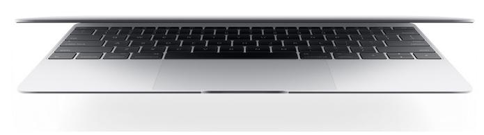 Novo mecanismo deixou o teclado mais fino (Foto: Divulgação)